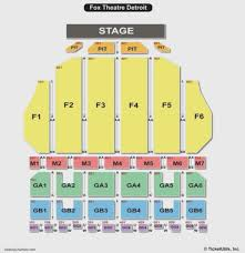 78 Unbiased The Fox Theatre Pomona Seating Chart