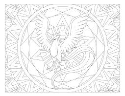 Legendary Pokemon Coloring Pages Coloring Pages For Kids