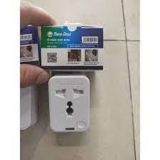 Ổ cắm điện rạng đông thông minh 16A , điều khiển bằng wifi , 3g, 4g Rạng  Đông công suất 3500w bảo hành 24 tháng - Điều khiển từ xa Tivi