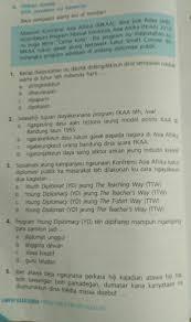 Peta pikiran dari teks bacaan di atas adalah sebagai berikut. Bahasa Sunda Kelas 8 Uji Kompetensi Halaman 24 25 Brainly Co Id