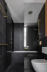 large format tiles a glass enclosed tub and shower combo and elegant