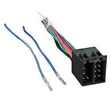 com metra radio wiring harness for audi  metra 70 1784 radio wiring harness for audi 88 99 volkswagen 80 up