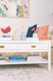 louella reese coffee table books of photo styling how to style your life small apartment furniture ideas white metal daybed with trundle ottoman serving
