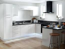 kitchens with white cabinets and black appliances. Black And White Cabinets Wall Mounted Cabinet Kitchens With Appliances L . E