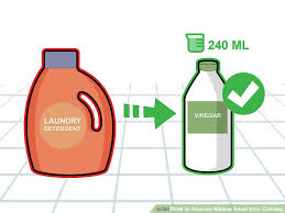 image titled remove mildew smell from clothing step 1