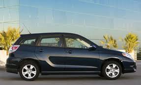 2007 Toyota Matrix - Information and photos - ZombieDrive