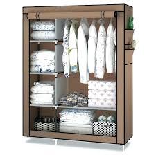 clothes storage closets portable enclosed portable closet portable wardrobe closet canvas clothes storage fully enclosed portable