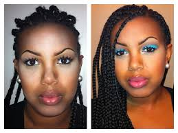 makeup contouring dark highlights and contouring for black women on contouring contours and black women