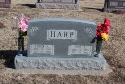 Esther Aline Smith Harp (1915-2000) - Find A Grave Memorial