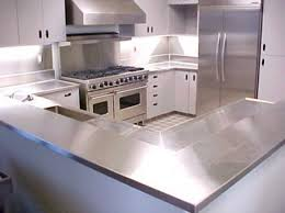 kitchen countertop steel counter for stainless steel countertop cover how much are stainless steel