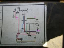 vacuum diagram carb issue plugged vac lines ford truck found 3 plugged lines labelled 1 2 3