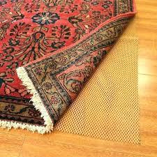 vinyl rug pad superior lock pads for hardwood floors non floor best hardwo vinyl rug pad