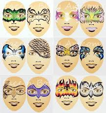 face painting boards design board idea face painting love