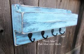 Mail Holder, Key Holder, Organizer, Distressed and Rustic Home .