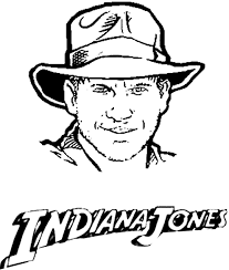 Small Picture Coloring pictures of Indiana Jones