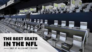 Loge Seating At Allegiant Stadium Raiders Com