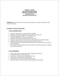 Good Headline For Resume Good Resume Titles Good Example Of A Resume