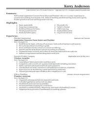 15 Pipefitter Resume Samples Proposal Letter
