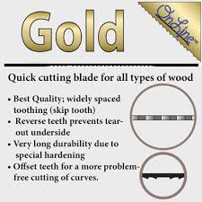saw blades types. gold blades \u2022 dozen saw types