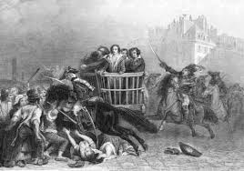 reign of terror history significance facts com the last prisoners awaiting execution during the reign of terror in 1794 undated engraving
