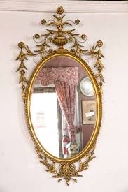 oval mirror frame. Perfect Oval An Antique Oval Gilt Gold Georgian Mirror This Wonderfully Decorative Oval  Mirror Framed In A With Mirror Frame