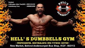 <b>Hell's Dumbbells</b> Gym - Home | Facebook