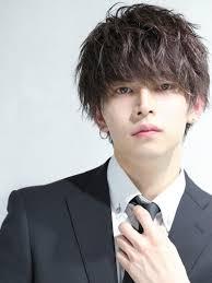 ホーリーマッシュメンズ髪型 Lipps 渋谷3rdmens Hairstyle