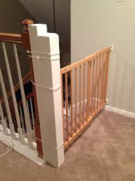 Gate For Stairs Baby Gate For Stairs With Banister Photos Best Baby Gates For