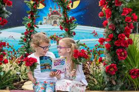 chorley council chorley flower show 2018