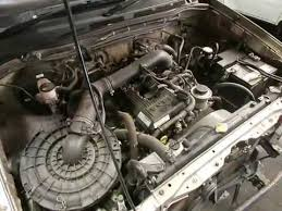 WRECKING 2007 TOYOTA HILUX ENGINE, 2.7, MANUAL (J14954) - YouTube