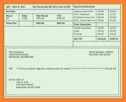 Pay Stubs Generator 8 Free Online Pay Stub Generator Andrew Gunsberg