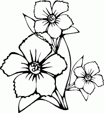 Small Picture Coloring Pages Flowers lezardufeucom