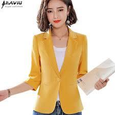 High quality white <b>jacket korean version women</b> fashion casual ...