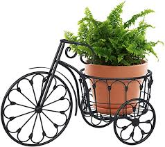 Best Choice Products Patio Mini Garden <b>Bicycle Planter</b> Home ...