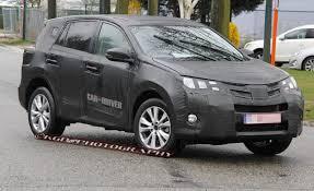 2013 Toyota RAV4 Spy Photos – Future Cars – Car and Driver
