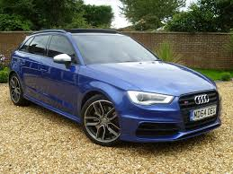 Used Blue Audi A3 for Sale | South Yorkshire