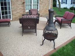 Design of Easy Patio Flooring Ideas Outdoor Patio Stone Flooring Outdoor  Rubber Flooring For Decks