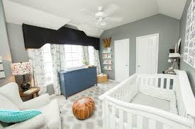 Pottery Barn Bedrooms Paint Colors A Nursery In Lights Darks The House Of Figs