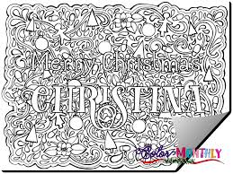Small Picture christmas coloring pages for adults pdf cartoonrocks Coolagenet