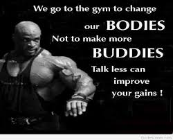 Bodybuilding Motivational Quotes Interesting Best Bodybuilding Quotes For Motivating You In The Gym