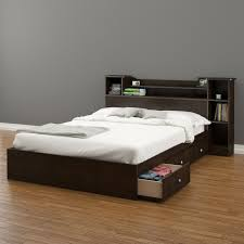 king platform bed with storage drawers. Bedroom:Full Frame With Storage Amp Headboard Black King Size And Double Diy Ideas Single Platform Bed Drawers