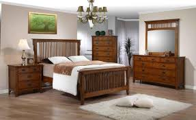 Mission Style Bedroom Furniture Elements International Trudy Mission Style Double Dresser And