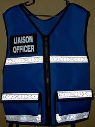 Design Your Own Office Beauteous LIAISON OFFICER Vest48 Custom Design Your Own Vest You Flickr