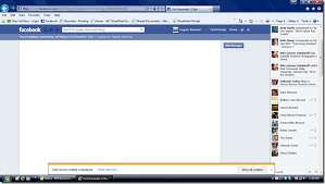 blank facebook page. Contemporary Page Facebook Page Intended Blank