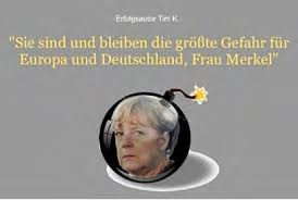 Afbeeldingsresultaat voor Merkel teufel ein böses erwachen