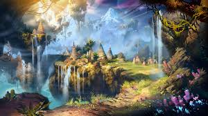 Fantasy Landscape Wallpapers HD ...