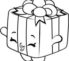 Shopkins Coloring Pages For Kids Keralapscgov