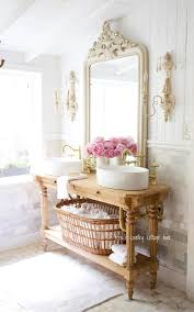 style your bathroom for summer guests