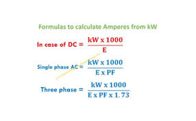 Three Phase Formula Wiring Diagram