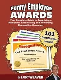 Office Award What Are Some Funny Awards For An Office Party Quora